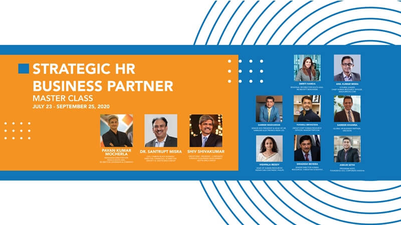 Corporate Shiksha Master Class on Strategic HR Business Partner